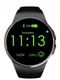 Умные часы SmartYou S1 Black/Black