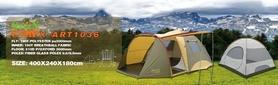 Фото 3 к товару Палатка четырехместная Х-1036 GreenCamp