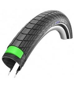 """Покрышка велосипедная Schwalbe 28""""x2.00"""" (50-622) Big Apple Plus HS430 GreenGuard B/B+RT EC 67EPI"""