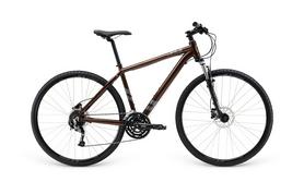 """Велосипед городской Apollo Transfer 30 28"""" бронзовый, рама - XL"""