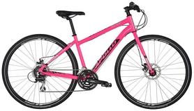 """Велосипед городской женский Apollo Trace 20 WS HI VIZ 28"""" розовый, рама - M"""