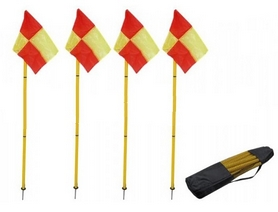 Флаги угловые складные Soccer С-4585