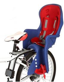 Велокресло детское Profi M 3132-1 сине-красное