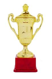 Кубок ZLT C-857A золотой, высота 27 см