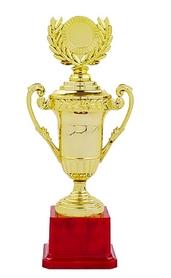 Кубок ZLT C-856 золотой, высота 25 см