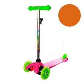 Самокат детский трехколесный iTrike BB 3-013-4-C-O оранжевый