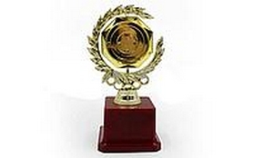 Награда (приз) спортивная с местом под жетон ZLT C-LC04