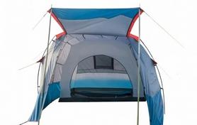 Фото 4 к товару Палатка пятиместная Coleman X-1700 (MiN Traveller)