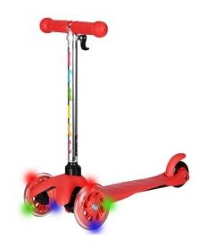 Самокат детский трехколесный iTrike BB 3-013-4-B-К красный