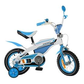 """Велосипед детский Profi - 12"""", голубой (12BX405-1)"""