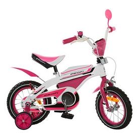 """Велосипед детский Profi - 12"""", розовый (12BX405-2)"""