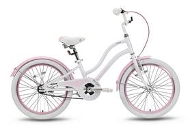 Набор крыльев велосипедных Pride Angel 20'' стальные розовые