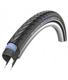 "Покрышка велосипедная Schwalbe 27,5""x1,50"" (40-584) Marathon Plus HS440 SmartGuard"