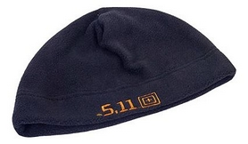 Распродажа*! Шапка тактическая флисовая 5.11 TY-5548-BK черная