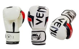 Перчатки боксерские Venum BO-5338-BKW белые