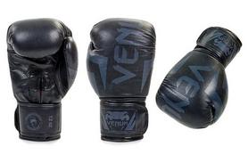 Перчатки боксерские Venum BO-5238-BK черные