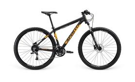 """Велосипед городской Apollo Xpert 30 29"""" черный-оранжевый, рама - XL"""