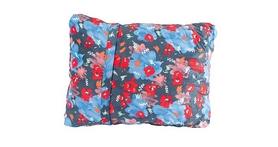 Подушка туристическая Cascade Designs Compressible Pillow Large темно-синяя