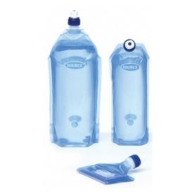 Фляга для воды Source Liquitainer 1 л голубая