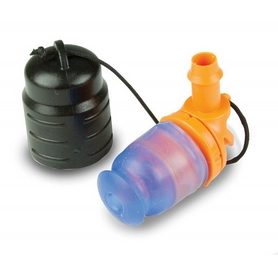 Загубник для питьевой системы Source Helix-valvekit оранжевый