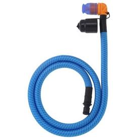 Трубка для питьевой системы Source Helix Tube Kit-weavecovered серая
