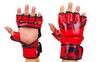 Перчатки для смешанных единоборств MMA Flex Venum Elite Neo VL-5788-R красные