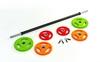 Штанга наборная для фитнеса BP3031 20 кг - фото 3