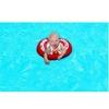 Круг надувной детский Swimtrainer Classic красный - фото 4