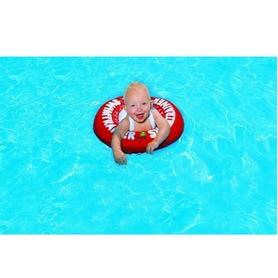 Фото 4 к товару Круг надувной детский Swimtrainer Classic красный