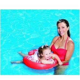 Фото 5 к товару Круг надувной детский Swimtrainer Classic красный