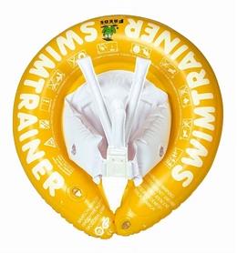 Круг надувной детский Swimtrainer Classic жёлтый