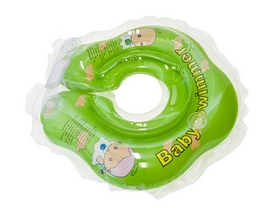 Круг на шею Baby Swimmer Сlassic зеленый