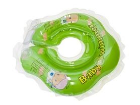 Круг на шею Baby Swimmer Сlassic салатовый
