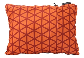 Подушка туристическая Cascade Designs Compressible Pillow Small оранжевая