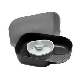 Набор посуды Wildo Camp-A-Box Basic W302610 grey