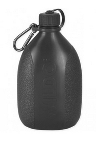 Фляга для воды Hiker Bottle 4111 black