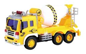 Машинка Dave Toy Junior trucker Бетономешалка 33023 (28 см)