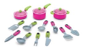 """Набор игровой """"Кухонной посуды"""" Keenway 16 предметов"""