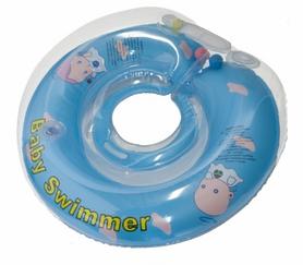 Круг на шею Baby Swimmer KP101018 голубой