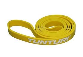 Эспандер-лента силовая Tunturi Power Band Extra Light желтый
