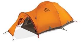 Палатка двухместная Cascade Designs Fury Tent оранжевая