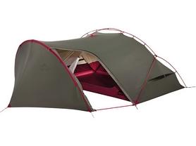 Палатка одноместная Cascade Designs Hubba Tour 1 Tent зеленая