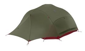 Палатка четырехместная Cascade Designs Pappa Hubba NX Tent зеленая