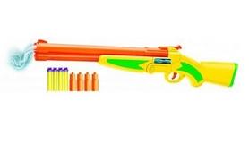 Оружие помповое BuzzBee Toy GunSmoke 51003