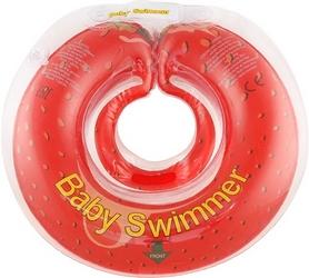 Круг на шею Baby Swimmer KP101028 красный
