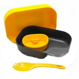 Набор посуды Camp-A-Box Light Lemon W202611 желтый