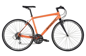 "Велосипед городской Apollo Exceed 20 HI VIZ 28"" Gloss Orange/Reflective Black 2017, рама-M"