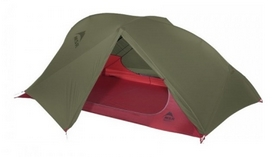 Фото 1 к товару Палатка  трехместная FreeLite 3 Tent зеленая