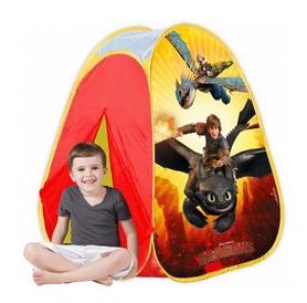 Палатка детская John Как приручить дракона JN76144