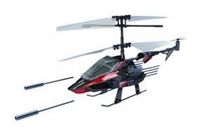 Вертолет 3-х канальный со стрелами Silverlit Archer